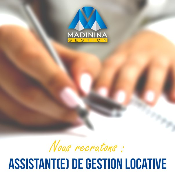 recrutement-assistante-gestion